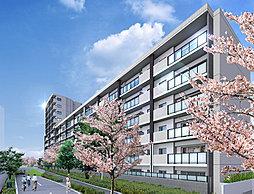 クリーンリバーフィネス東札幌アベニュー(外観CGパース)