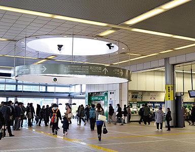 武蔵溝ノ口駅 約204m(徒歩3分)