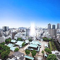 シエリア大阪天神橋の外観