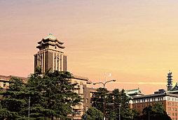 名古屋市役所 約810m(徒歩11分)