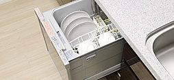 スライド式食器洗い乾燥機