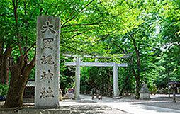 大國魂神社 約380m(徒歩5分)