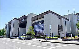 けんしん郡山文化センター(郡山市民文化センター) 約1,190m(徒歩15分)