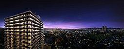プラウドタワー堺東の外観