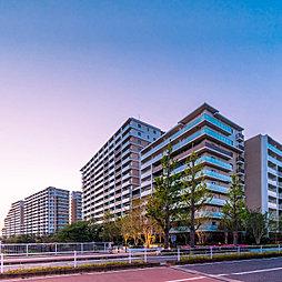 パークホームズ横浜本郷台リバーサイドヴィラ THE WESTの外観
