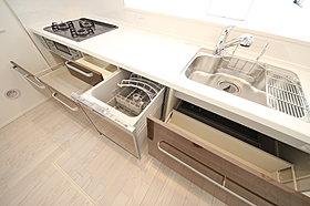 キッチン 忙しい主婦の嬉しいみかた食洗機付 1号棟