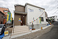 「ちょっと贅沢に」敷地面積(111,42m2、135,59m2)の「大和田」駅徒歩13分の新邸