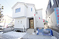 「七里駅」徒歩圏内のちょっと贅沢な新邸(全4邸)はいかがですか。