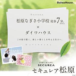 【ダイワハウス】セキュレア松原 (建築条件付宅地分譲)