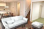 [1号地 内観]平成30年2月撮影 ※写真の家具・調度品などは価格に含まれません。