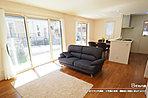 [B号地 内観]平成30年9月撮影 ※写真の家具・調度品は価格に含まれません。