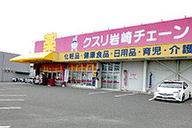 クスリ岩崎チェーン光浅江店  (約370m:徒歩5分)