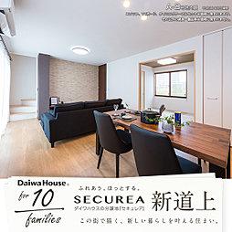 【ダイワハウス】セキュレア新道上 (分譲住宅)