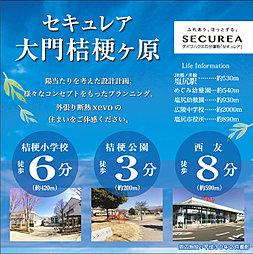 【ダイワハウス】セキュレア大門桔梗ヶ原 (分譲住宅)