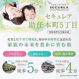 【ダイワハウス】セキュレア助任本町5丁目 (建築条件付宅地分譲)