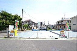 ライフイズム 所沢・上新井V【 建築条件付売地:残3区画 】
