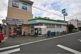 ファミリーマート入曽駅前店:徒歩10分(740m)