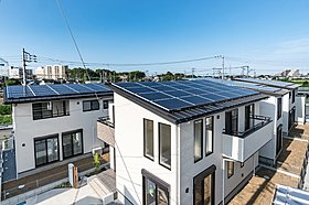 当社 太陽光の施工例です。
