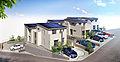 大型太陽光の分譲地 家計にやさしい住宅【ヘリオスタウン大津ケ丘12】
