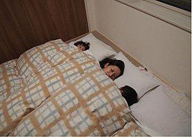 暑いも寒い日も外断熱の家なら快適にお休みなさい。