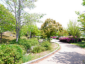 徒歩4分 北谷公園