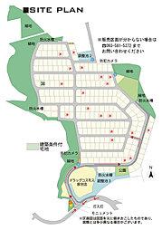 小倉北 ひなたの街:案内図