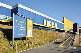 IKEA新三郷(現地より3080m)