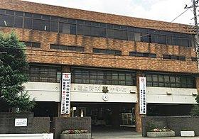 川口市立上青木中学校まで徒歩6分です。(440m)