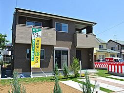 <横尾材木店>比企郡吉見町第1期【玄関収納のある家】の外観