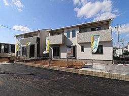 〈横尾材木店〉敷地面積最大96坪 お庭のアレンジ自由自在 筑西...