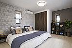 理想の住まいを実現する、フジ住宅の「自由設計」 ( 寝室施工例)