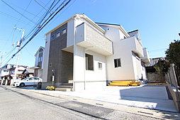 ブルーミングガーデン 春日部市粕壁4丁目3棟-長期優良住宅-の外観