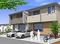 [ ウッドフレンズ ] 中川区 西伏屋の家 Part4  <国産材でつくる地震に強い家>