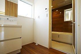 A棟洗面脱衣室・浴室