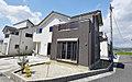 アイダ設計 【大野町公郷15-P1】 ゆとりの広さの敷地にはカースペース4台分