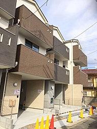 新築分譲住宅マニフィーク久地II B・D号棟の外観