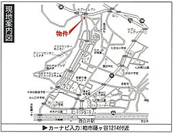 日建住宅【ブライトコート LIFE BOX 藤ヶ谷プレミアム】:案内図