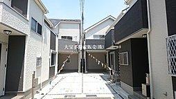 【大宝建設の分譲住宅】グランパティオ青木4丁目3期~全4棟~