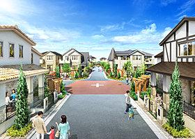 全91邸の美庭街区が「浦和美園」に誕生します。