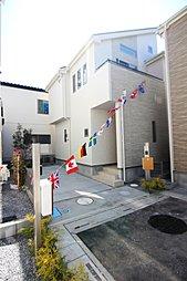 NEW【ブルーミングガーデン】 越谷市赤山町1丁目5棟~越谷駅...