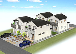 【長期優良住宅】 ブルーミングガーデン掛川市弥生町4棟