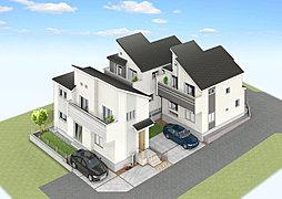 【長期優良住宅】 ブルーミングガーデン浜松市中区幸2丁目3棟