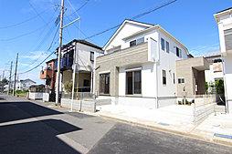 東栄住宅【ブルーミングガーデン】 松戸市横須賀1丁目2棟の外観