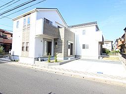 東栄住宅【ブルーミングガーデン】松戸市六実2丁目2棟-長期優良住宅-の外観