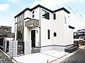 JR総武快速線「津田沼」駅徒歩17分。敷地47坪。南西角地で陽当たり良好、二世帯住宅も可能です。