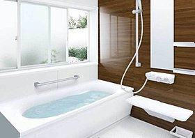 浴室暖房乾燥機付きバスルーム