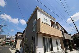 ポラスの分譲住宅 フォレストレ東浦和の外観