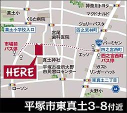 【売/主】全53区画 真土の杜-53colors Town:案内図