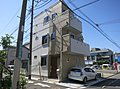 キャピタルブリッジ新宿5丁目住宅(全3棟)