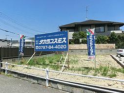 JR中山寺駅 平坦地 「宝塚・中筋8丁目」